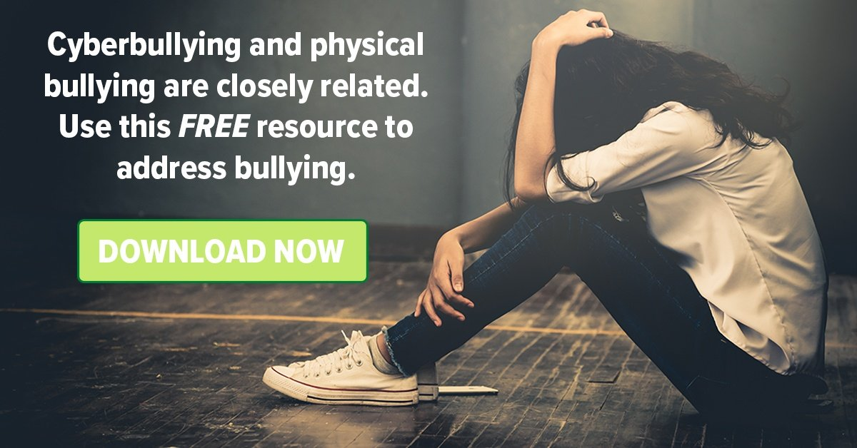Cyberbullying in Schools CTA