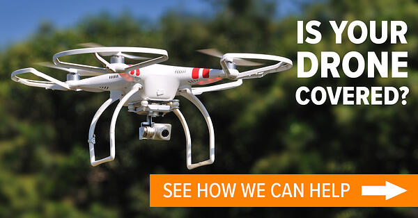 Is your drone covered?
