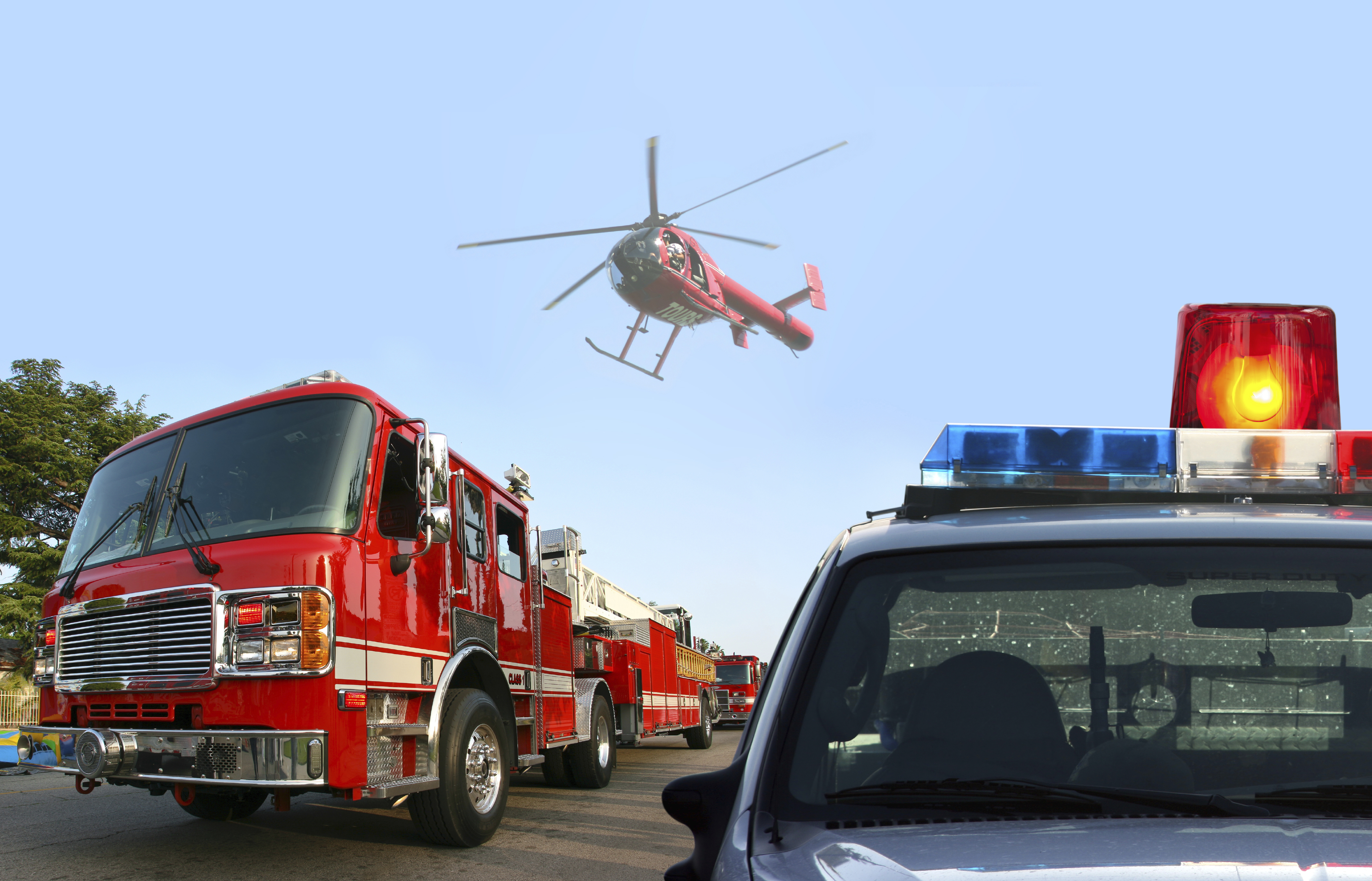 First responders face many risks along the roadways