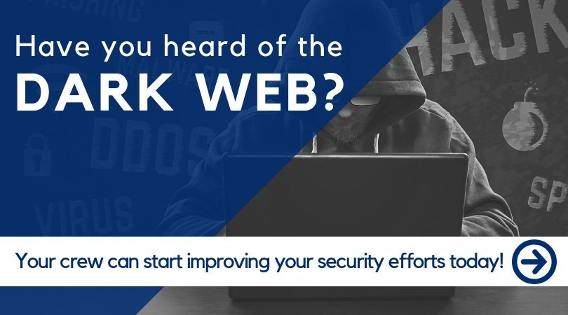 Have you heard of the dark web?