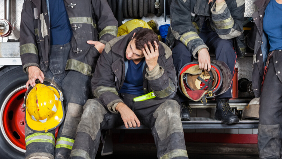 Top Behavioral Health Concerns for Fire Chiefs and EMS Leaders