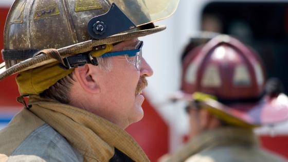 Firefighter Training on Crisis Response