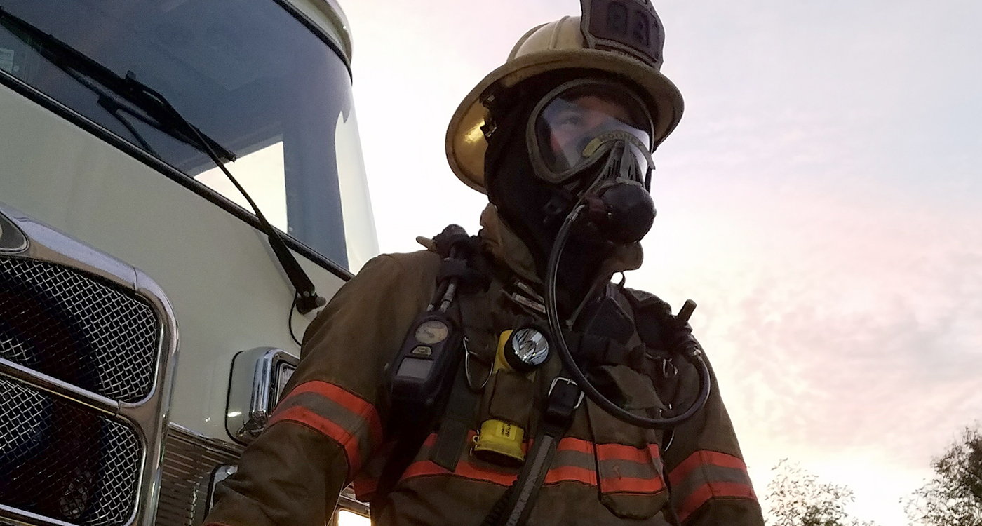 Where firefighters can find respiratory protection resources