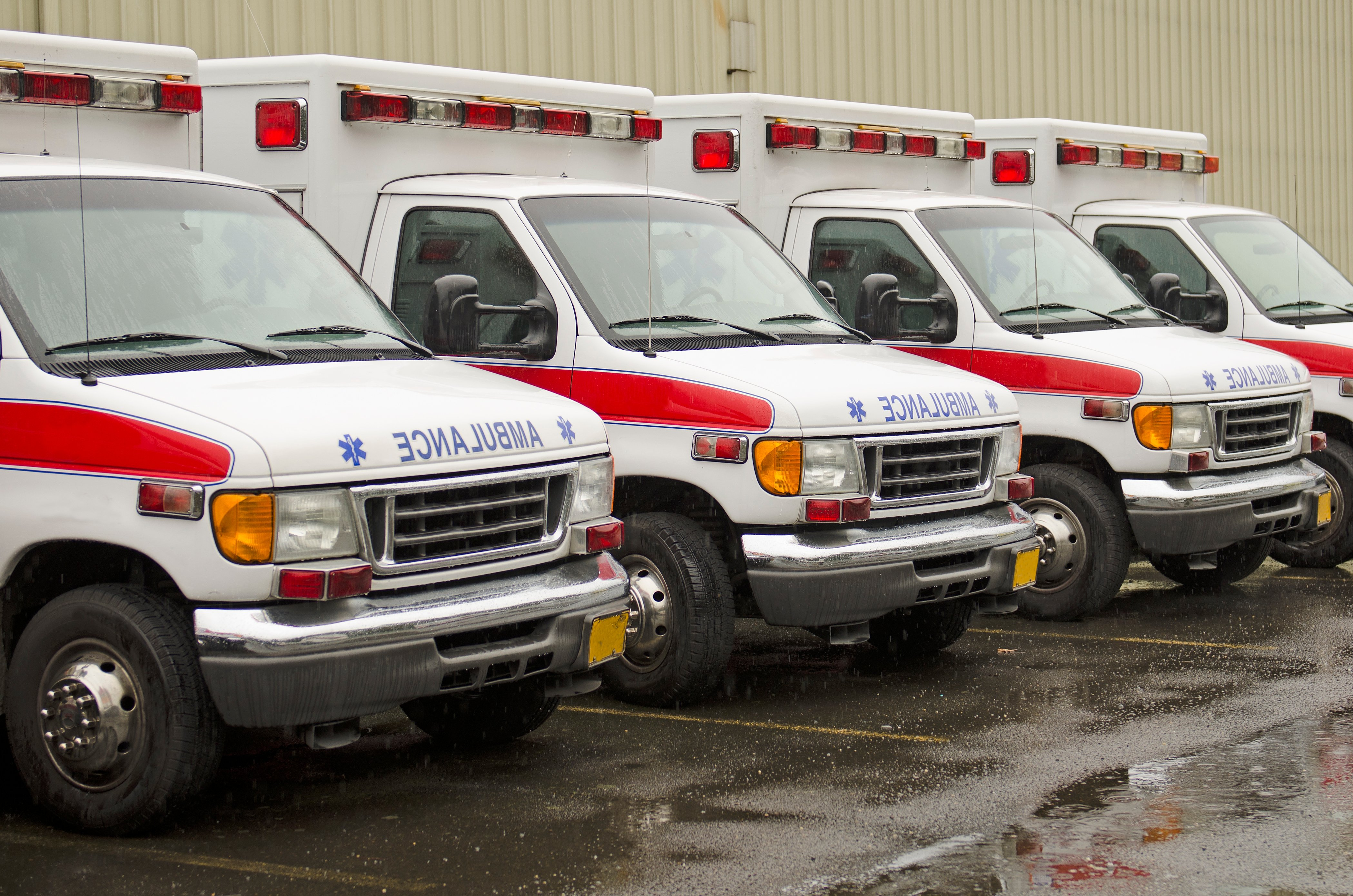 The State of Safety: Pediatric Patients + Ambulance Transportation