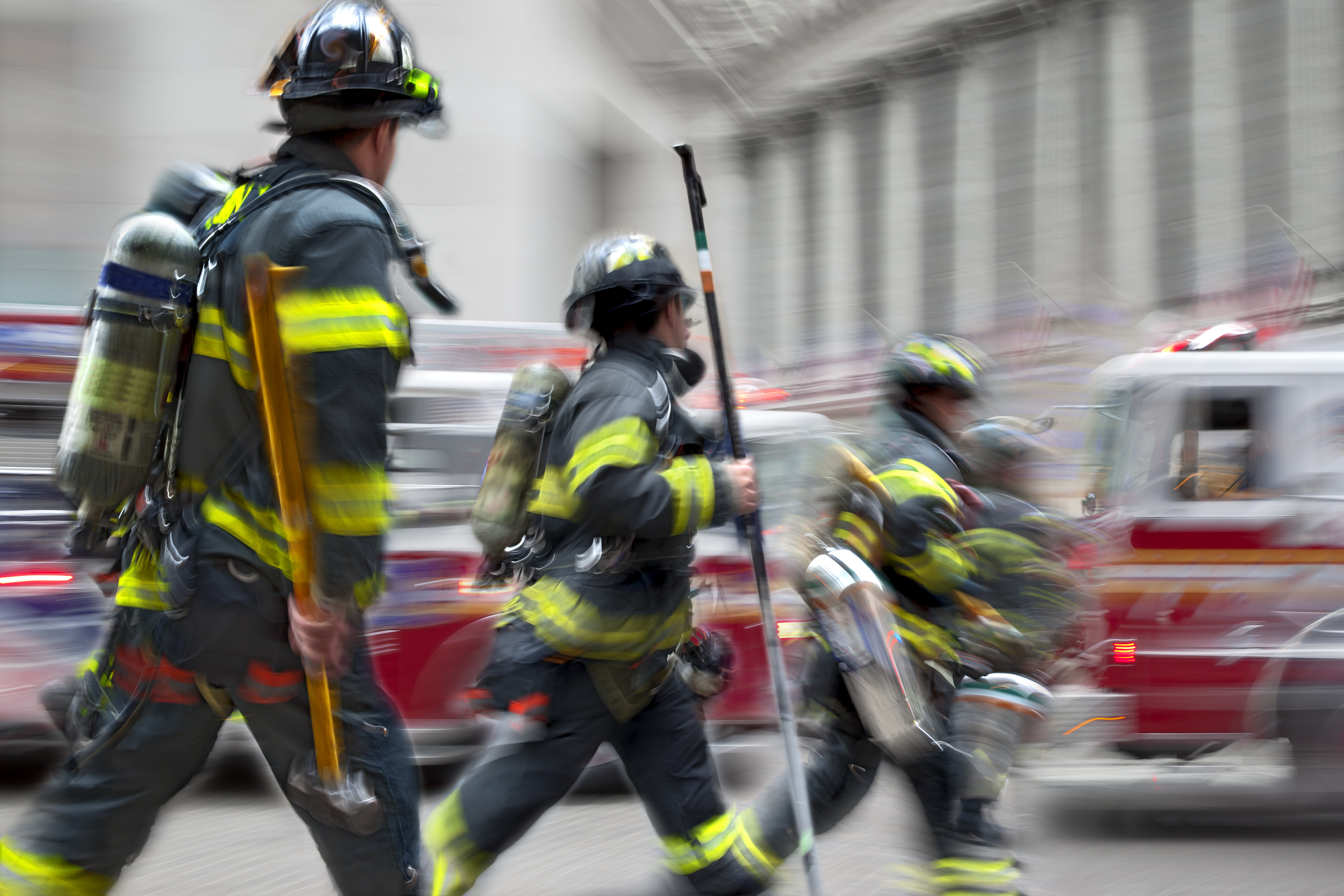 Fire + EMS Burnout: Causes, Signs + Effects